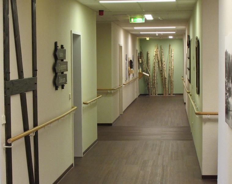 Bedarfsorientierte Raumgestaltung Für Pflegeeinrichtungen Aus